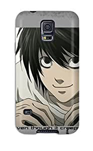 Death Note Case Compatible With Galaxy S5/ Hot Selling Protection Case