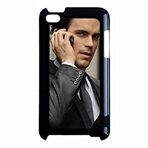 New Style Shell Case Sexy Matt Bomer TV Show White Collar Phone Case Cover for Ipod Touch 4th Generation