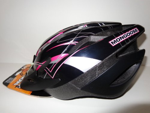 Mongoose Thrasher Adult Bike Helmet