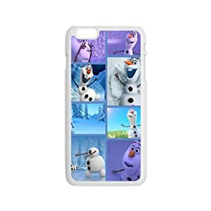 Frozen fresh snow baby Cell Phone Case for Iphone 6