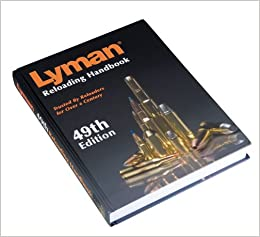 Lyman 50th Ed Reloading Handbook Softcover