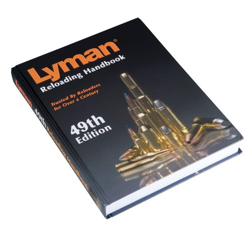 Lyman 49Th Edition Reloading Handbook (Hard Cover)
