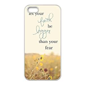 Words To Live By iPhone 5,5S Case White Yearinspace021418