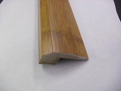 (Home Legend Horizontal Toast 1/2 in. Thick x 2-1/8 in. Wide x 47 in. Length Bamboo Carpet Reducer Molding )