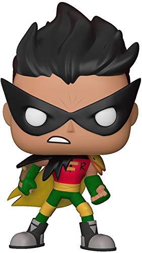 Funko Pop!- Teen Titans Go TNBTS Robin Figura de Vinilo (28678)