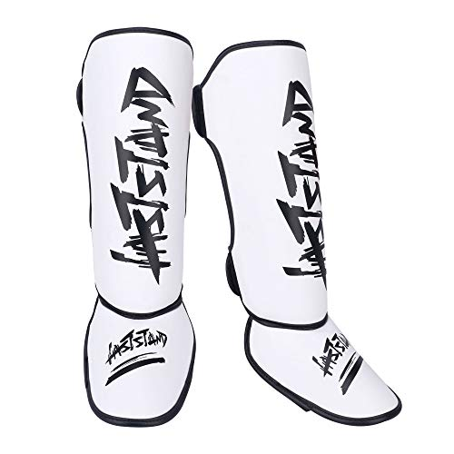 ASTSTAND Shin Guards Sporting Goods, Kickboxing Martial Arts Muay Thai MMA Armour