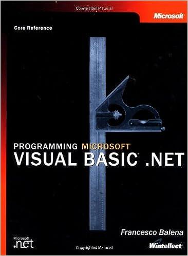 Programming microsoft visual basic core reference developer programming microsoft visual basic core reference developer reference 1st edition fandeluxe Gallery
