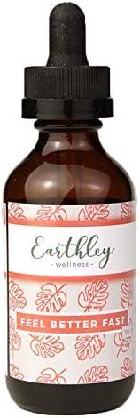 Earthley Wellness Echinacea Supplement