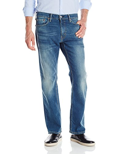 Levis Mens Relaxed Straight Jean