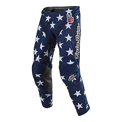 Troy Lee Designs Men's Offroad Motocross Star GP Pant (38, Navy)