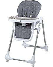 Safety 1st 3-in-1 Grow and Go High Chair Monolith