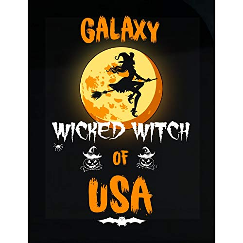 Inked Creatively Galaxy Wicked Witch of USA Sticker]()