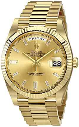 0deced3d14c Shopping Rolex - Men's Luxury Watches - Clothing, Shoes & Jewelry on ...