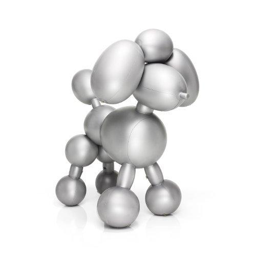Fatboy Decor [並行輸入品] Inflatable Fatboy Poodle Dolly Decor Silver [並行輸入品] B07F2B61ZD, 須永水産:b6abb4ff --- imagenesgraciosas.xyz