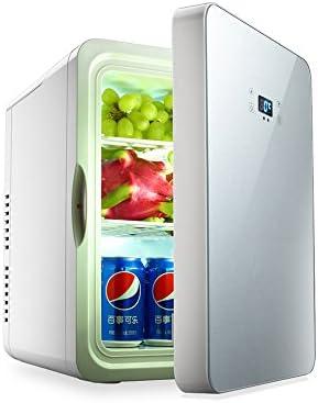 YQQ Refrigerador Casero Pequeño Refrigeración De Doble Núcleo ...