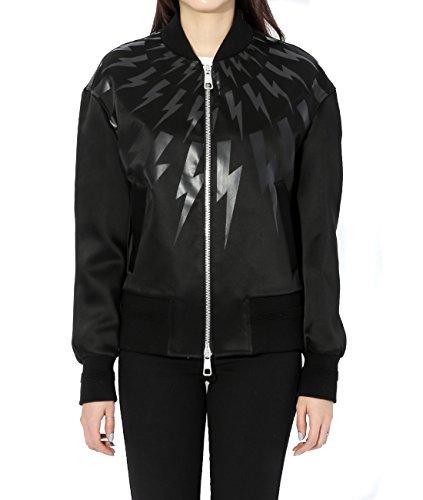 wiberlux-neil-barrett-womens-thunderbolt-print-bomber-jacket-s-black