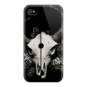 Hot Tpu Cover Case For Iphone/ 4/4s Case Cover Skin - Headbone
