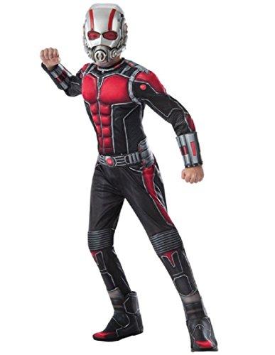 Ant-Man Deluxe Costume, Child's Medium -