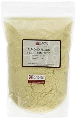 Almond Flour - Very Fine - 1 lb., Resealable Bag by Pastry