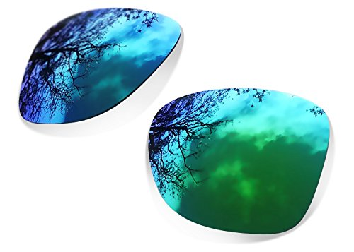 Sunglasses Restorer Polarized Sapphire Green Replacement Lenses for Oakley Dispatch - Oakleys 2 Dispatch