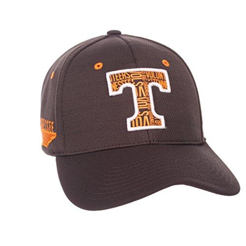 ZHATS NCAA Tennessee Volunteers Men's Rambler Hat, Medium/Large, Team Color