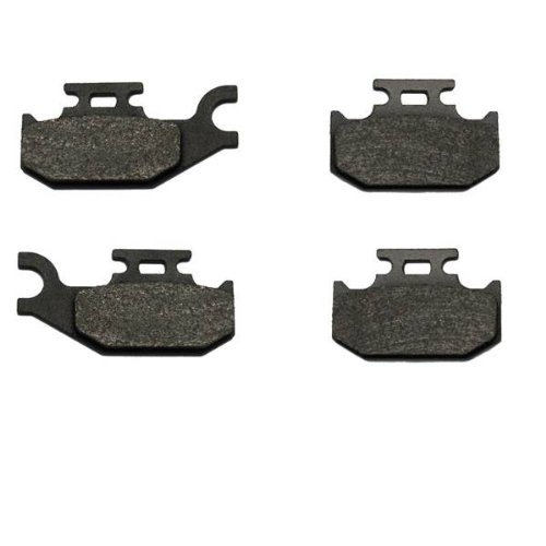 Volar Rear Brake Pads for 2014 CAN AM Commander Max 1000 DPS//XT