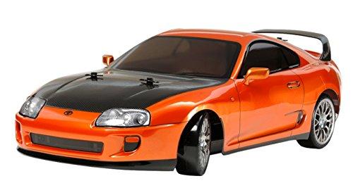 Tamiya 1/10 RC Car Series No.613 Toyota Supra (TT-02D chassis) drift spec 58613