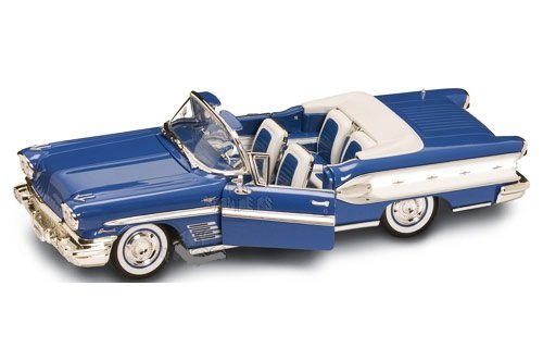 - Yat Ming Scale 1:18 - 1958 Pontiac Booneville