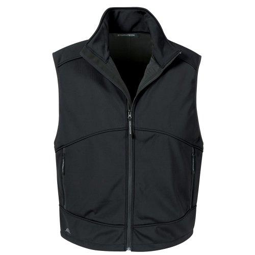Stormtech Women's Cirrus H2XTREME Bonded Vest, Black, Large
