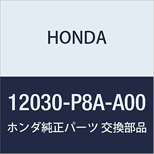 Genuine Honda 12030-P8A-A00 Head Cover Gasket Set