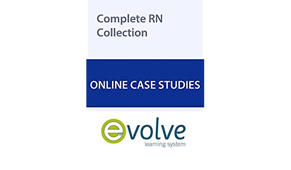 Evolve case studies complete rn collection evolve apply online evolve case studies complete rn collection evolve apply online case studies 9781416042488 medicine health science books amazon fandeluxe Choice Image