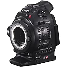 Canon EOS C100 Cinema EOS Camera with Dual Pixel CMOS AF - Body Only