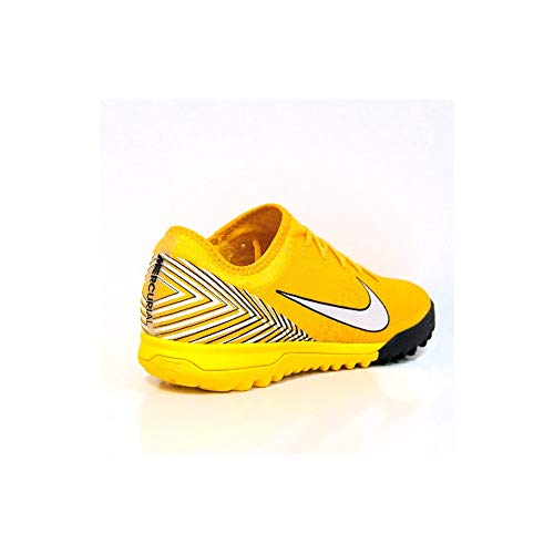 Sneakers Mixte white Pro Nike Tf Vapor 001 black amarillo Multicolore 12 Basses Njr Adulte 01RxXq