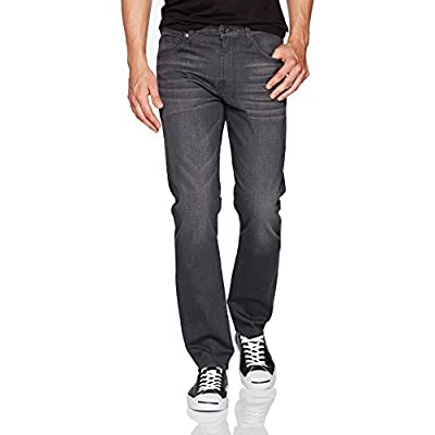 Cheap 7 For All Mankind Men's The Slimmy Jean in Portland Grey supplier