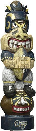 Los Angeles Rams Tiki Figurine