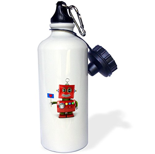 robot water bottle - 7