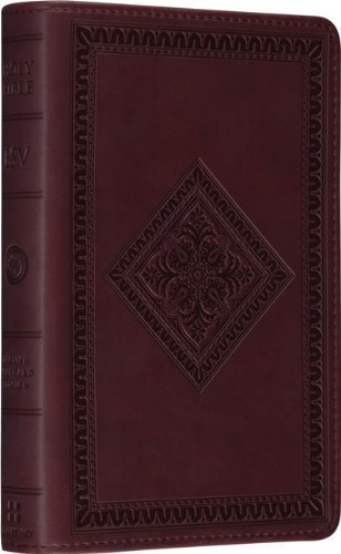 ESV Compact Bible (TruTone, Chestnut, Diamond Design) by ESV Bibles by Crossway Cpt Dlx Edition (6/4/2009) (Trutone Design Bible Diamond Esv)