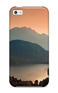 XiFu*MeiHaBpxpM20495ESzyG Faddish Lake Case Cover For ipod touch 5XiFu*Mei
