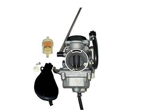 Kvf the best amazon price in savemoney carburetor kawasaki prairie 400 kvf400 kvf 400 2x4 4x4 1999 2000 2001 2002 fandeluxe Choice Image