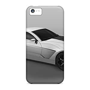 Hot Fashion PMW3646OmxV Design Case Cover For Iphone 5c Protective Case (lamborghini Toro Concept 2009)