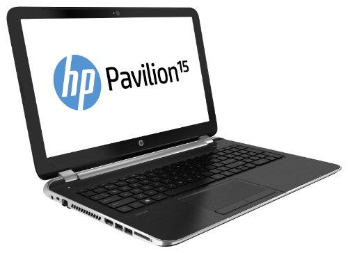 HP Pavilion 15-n014ss - Portátil de 15.6' (Intel Core i7 4500U, 8 GB de RAM, 1000 GB de disco duro, NVIDIA GT740M, Windows 8), color negro y plata, teclado QWERTY Español