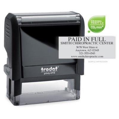 TDTSL1141 - Trodat 4915 Printy Stamp - Business Address