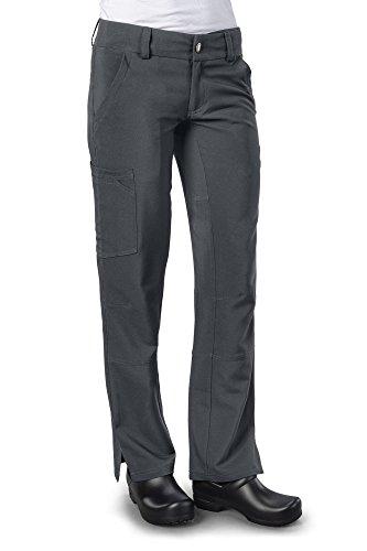 Coast Oak Clothing Women's Anti-Microbial Stretch Wrinkle & Stain Resistant Santa Barbara Scrub Pants - The Shop Oaks