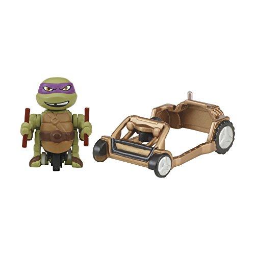 Teenage Mutant Ninja Turtles T-Sprints Dasher Donatello with Patrol Buggy Basic Figure