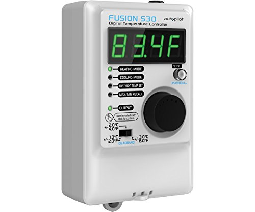 Autopilot FUSION S30 Digital Temperature Controller - Autopilot Display