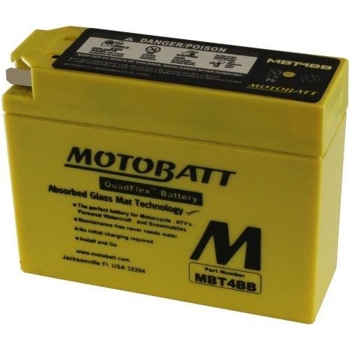 (Motobatt MBT4BB Battery)