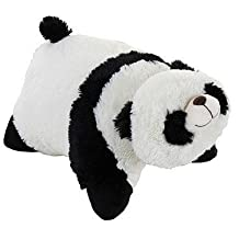 My Pillow Pet Comfy Panda - Large (Black And White)