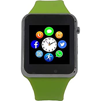Amazon.com: U8 Bluetooth Smart Watch Wristwatch Phone with ...