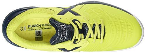 amarillo Deporte 08 2 Adulto Pad De Zapatillas negro Unisex Amarillo Munich v8pqIfnxq