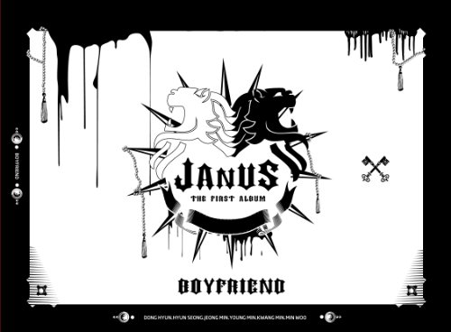 CD : Boyfriend - Janus (CD)
